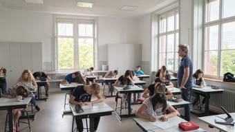 Keine Prüfungen an Hitzetagen – das Basler Erziehungsdepartement appelliert an den gesunden Menschenverstand, der Lehrer.