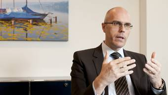 Dieter Egloff ist der neue Bankrats-Präsident.