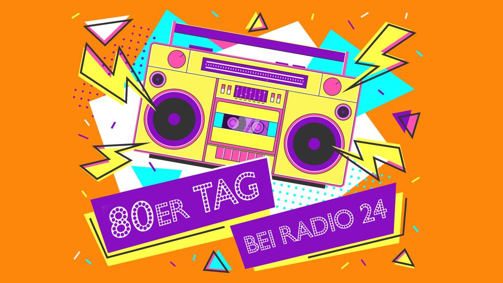 Der 80er-Tag bei Radio 24!