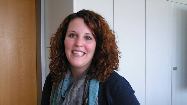Annina Friz freut sich auf das Projekt «regionales Jugendkonzept».NN