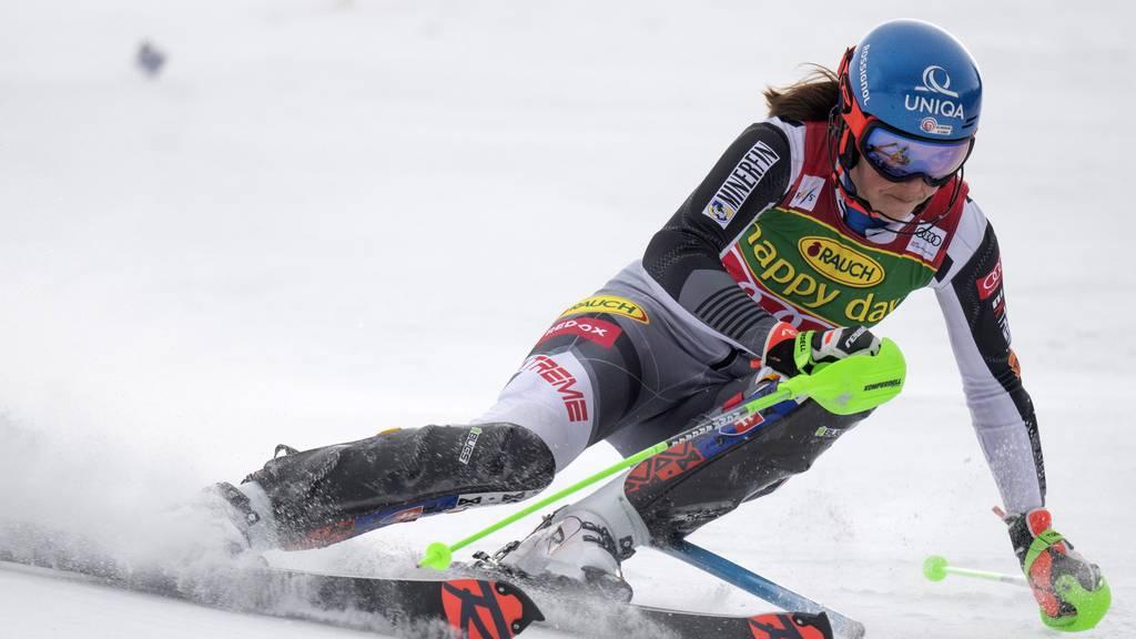 Petra Vlhova gewinnt den Slalom – Holdener als beste Schweizerin auf Platz 4.
