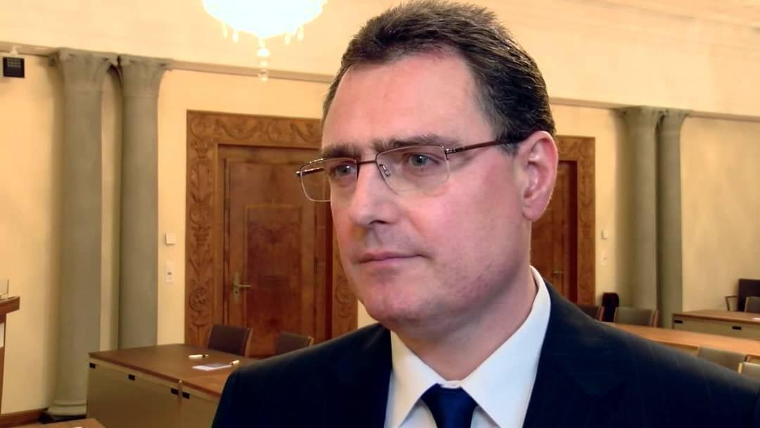 «Das richtige Instrument ist, um den Mindestkurs zu stützen»: SNB-Präsident Thomas Jordan im Interview