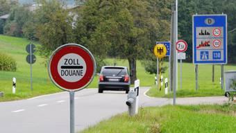 Mehr als 300'000 Grenzgänger kommen täglich in die Schweiz