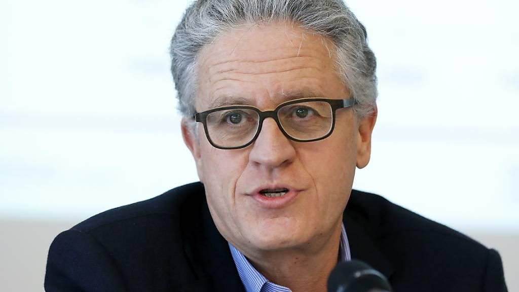 Thomas Stocker, Professor für Klima- und Umweltphysik an der Universität Bern, ist einer der bekanntesten Klima-Forscher der Schweiz. (Archivbild)