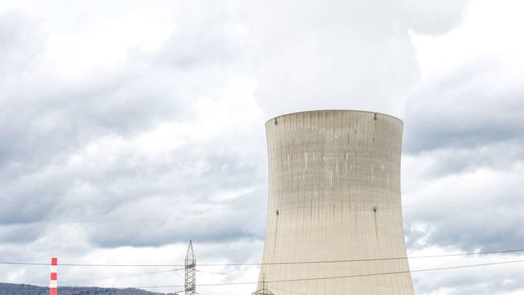 Das Kernkraftwerk Gösgen (KKG) geht vom Netz.
