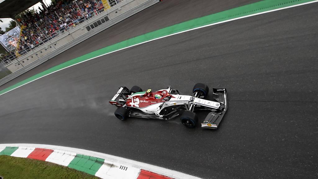 Zeitstrafen gegen Alfa Romeo bleiben bestehen