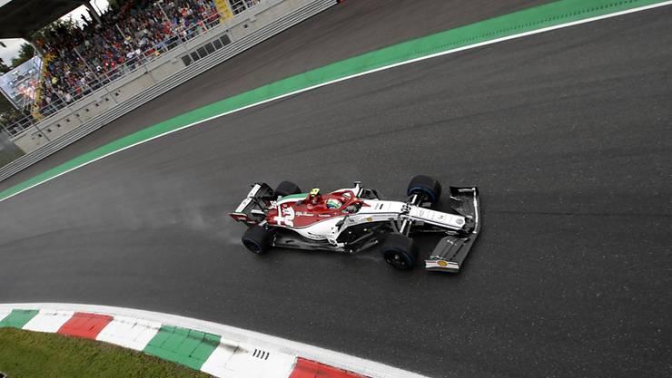 Alfa Romeo ist mit seinem Einspruch bei der FIA abgeblitzt