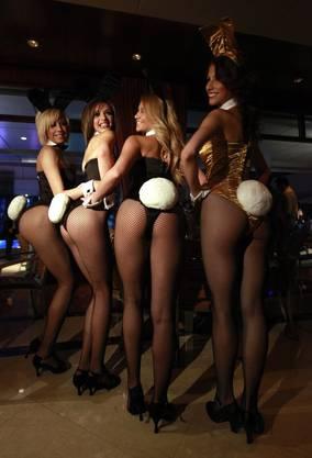 Playboy-Club-Eröffnung in Macao