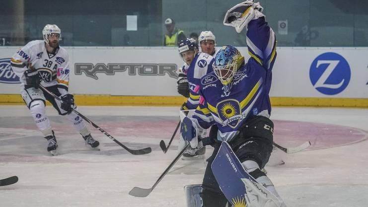 Spielt der EHC Arosa bald in der Swiss League? Eine Bereicherung wäre das Traditionsteam auf jeden Fall.