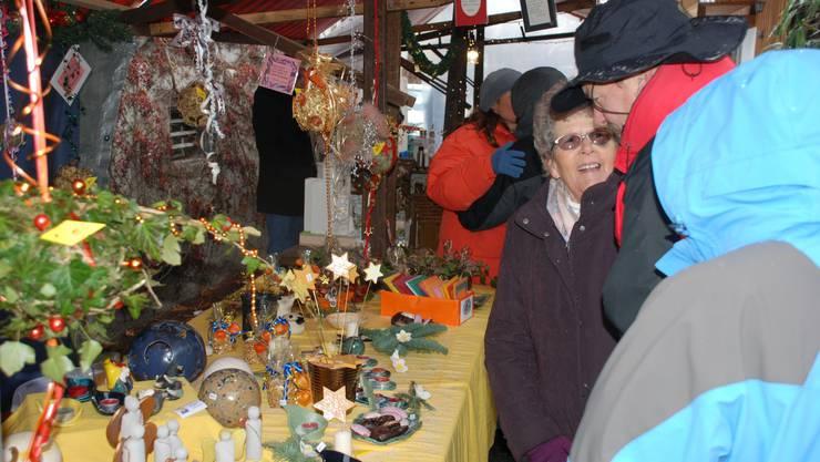 Weihnachtsmarkt Rifferswil
