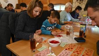 Lottomatchs im Bucheggberg