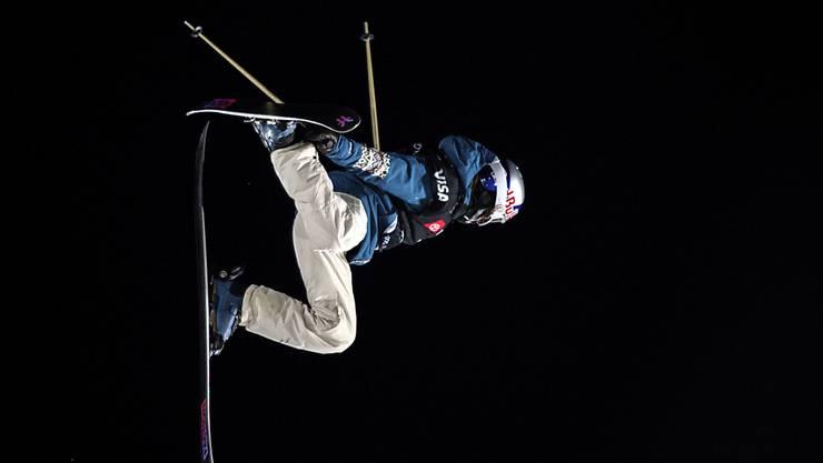 Mit viel Style: Mathilde Gremaud gewinnt den Big-Air-Weltcup in Modena
