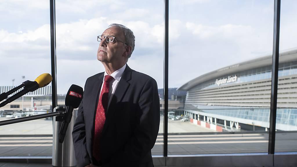 Bundespräsident Parmelin reist allein zu EU-Kommissionspräsidentin