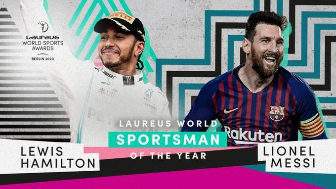 Messi und Hamilton Sportler des Jahres