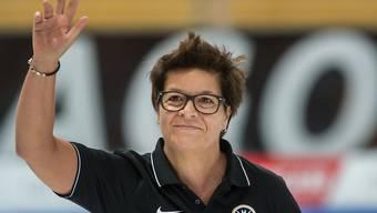 Präsidentin Vicky Mantegazza möchte beim HC Lugano den weiteren Einbau von Talenten aus der eigenen Nachwuchsbewegung vorantreiben.