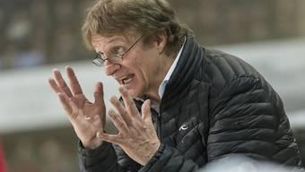 HCD-Trainer Arno Del Curto nach dem 0:2 in der Halbfinalserie gegen Bern unter Druck