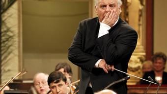 Was ist los mit den Wiener Philharmonikern? Noch vor dem Neujahrskonzert mit Daniel Barenboim gibt es viele Fragen. HERBERT P. OCZERET/KEY