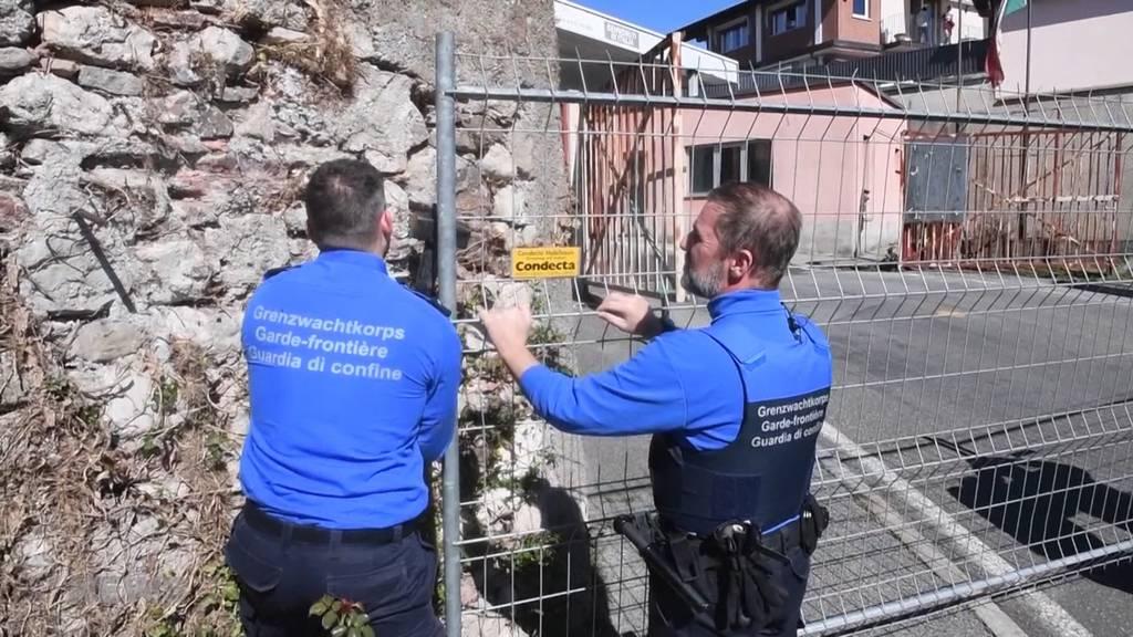 Bund will keine komplette Schliessung zur italienischen Grenze