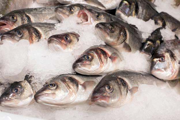 Beim Fisch ist der Aufschlag am geringsten, beträgt aber immer noch 49 Prozent.