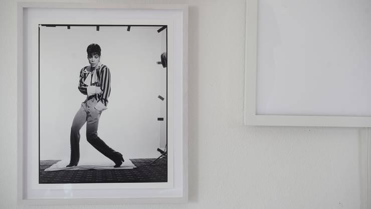 1994 liess sich Prince in Monaco vom Fotografen Albert Steffen ablichten.