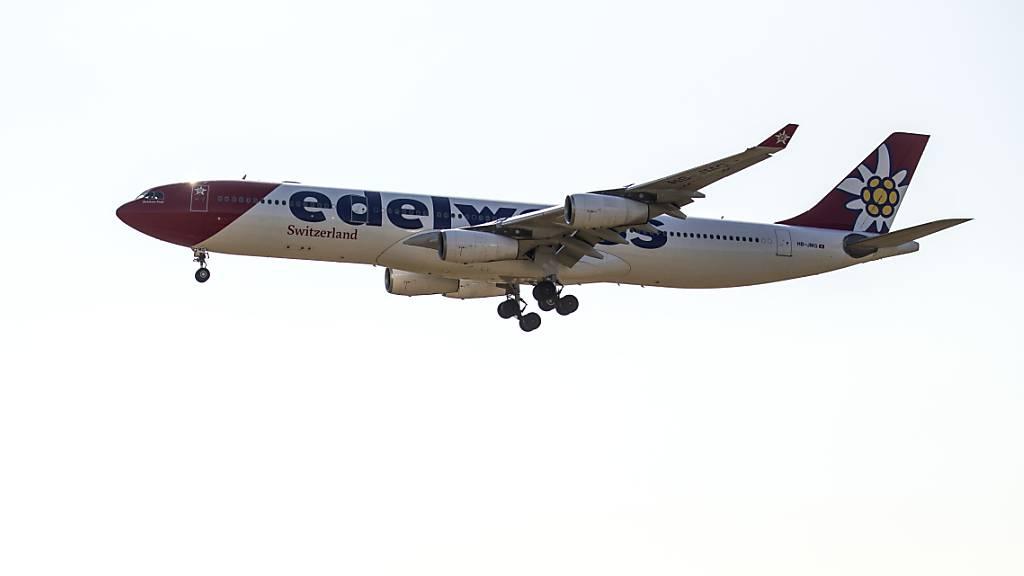 Zwei Rückholflüge in Zürich gelandet
