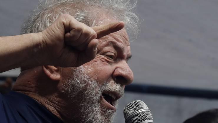 Das Oberste Gericht in Brasilien hat ein Urteil gefällt, das zur Freilassung von tausenden Häftlingen und damit auch von Ex-Präsident Luiz Inácio Lula da Silva führen könnte. (Archivbild)