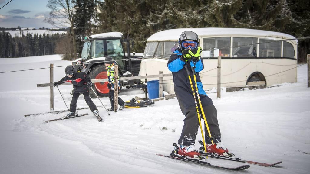 Ab wann dürfen Kinder auf den Skilift?