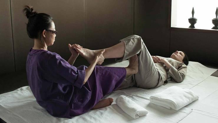 Die Wellness-Industrie wartet mit neuen Behandlungen auf.