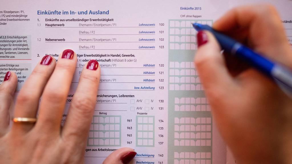 Mit Individualbesteuerung wären mehr Frauen erwerbstätig