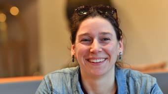 Die 28-jährige Lehrerin Laura Gantenbein bei ihrem ersten offiziellen Interview – in dem sie über ihr erstes «grosses» politisches Amt spricht.