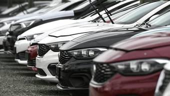 Die Autoverkäufe haben im Mai einen Fünf-Jahresrekord erreicht. (Symbolbild)