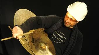 Der spanische Jazzmusiker Jorge Rossy ist diesen Mittwoch zu Gast im Club des Jazzcampus. Der Eintritt ist frei.ZVG