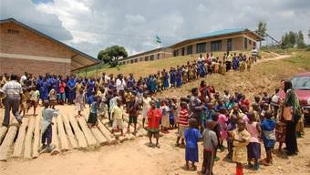 Hilfsaktion Ruanda