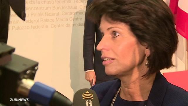 Medienministerin Leuthard zum RTVG