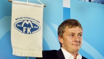 Der Molde-Coach: Ole Gunnar Solskjaer