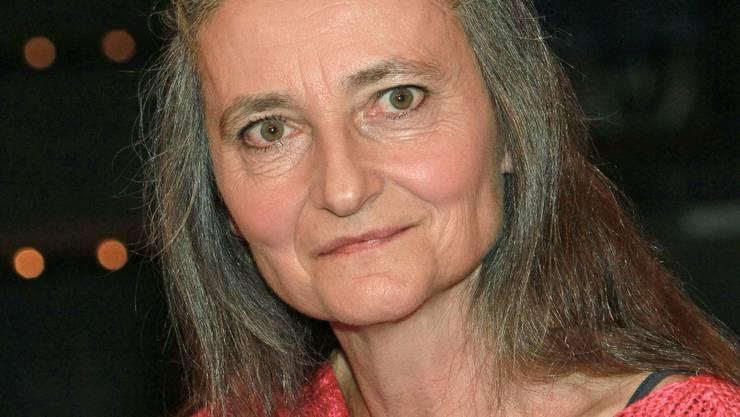 International bekannte Aktivistin: Erika Preisig in einer Talkshow in Hamburg.