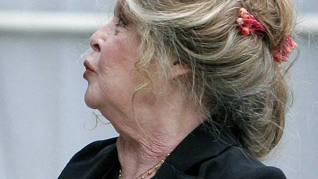 Brigitte Bardot hat die Schnauze voll von Bürgermeister Patrick Balkany