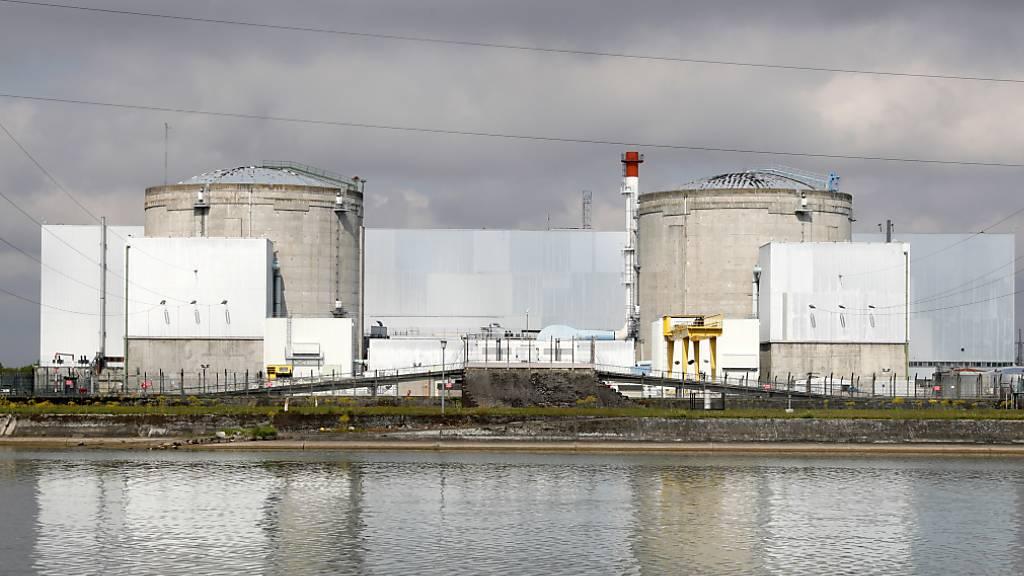 Kernkraftwerk im Fessenheim endgültig vom Netz