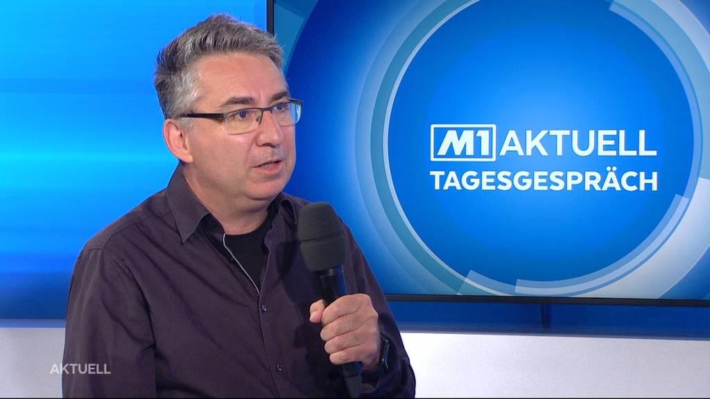 Andreas von Gunten über den ÖV-Abbau zwischen Lenzburg und Zofingen