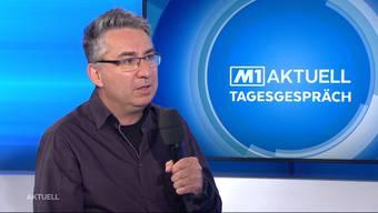 """Andreas von Gunten, Vizeammann von Kölliken, spricht im """"Tagesgespräch"""" über den Lokführermangel bei der SBB und erzählt, wie sich die Gemeinde Kölliken gegen den ÖV-Abbau wehren möchte."""