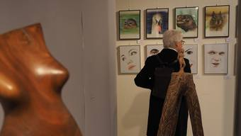 Kunstausstellung Kaiseraugst
