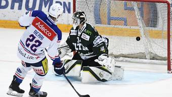 Eishockey, Swiss League: EHC Olten-GCK Lions (27.11.20)