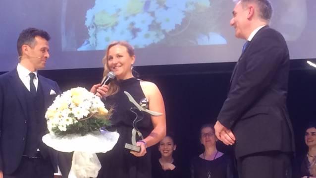 Kathrin Stirnemann AG-Sportlerin 2017