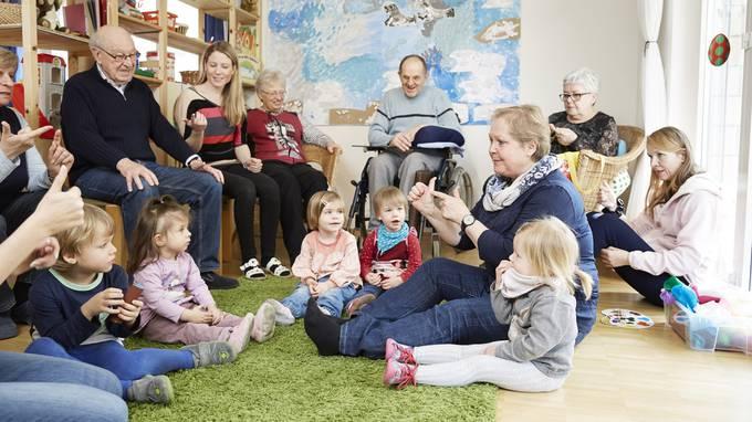 faschtefamilie - Tandem, Tabu-Thema Alter