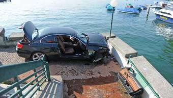 Unfall beim Bürkliplatz kostete zwei Hobbyfischer das Leben.