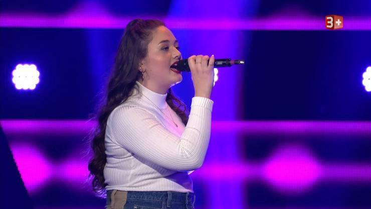 Alexandra Papadopoulos scheitert knapp in den alles entscheidenden «Sing Offs».
