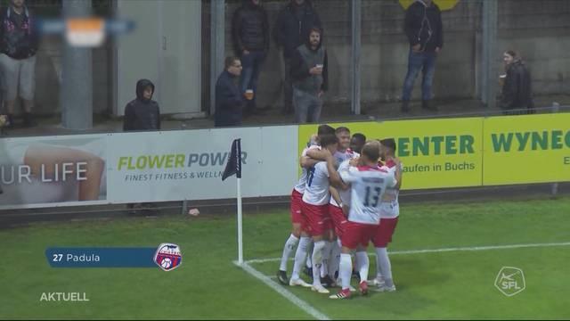 FC Aarau findet keinen Ausweg aus der Krise