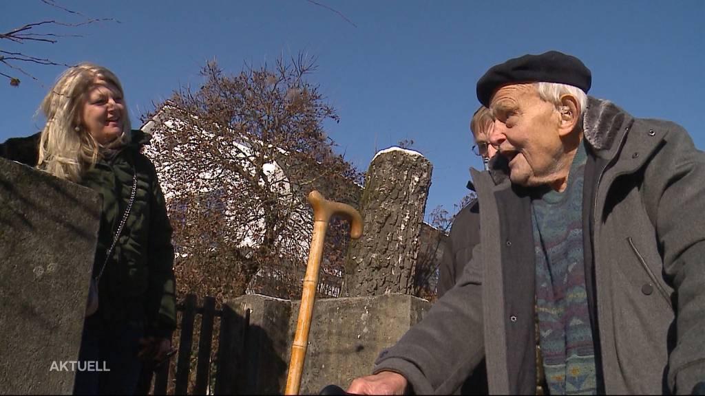 Ade Pflegeheim: Willi Steinhauer zieht kurz vor dem 99. Geburtstag zurück in sein Haus