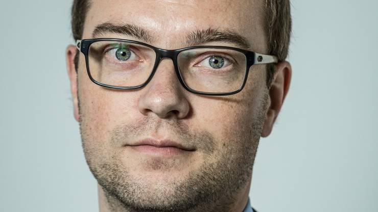 Auslandredaktor Fabian Hock.