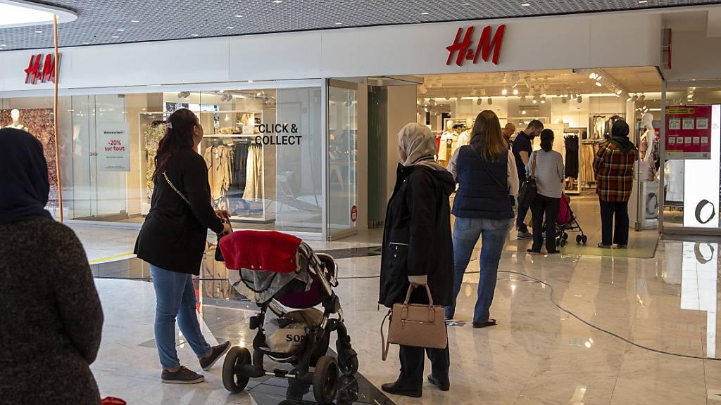 H&M erholt sich von der Krise - Asiengeschäft schwächelt